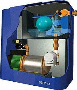 INTEWA Rainmaster Favorit RMF 20 zur Regenwassernutzung DVGW und TÜV geprüft