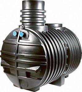 Kunststoff-Erdtank ET-5000-B-P BASIS 5000 Liter