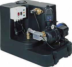 ZEHNDER Regenwasser-Nutzungsanlage Typ RWNA MP450 1700 Watt