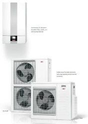 Heizung Split-Wärmepumpen WOLF 9146180C05 Split-Luft-Wasser-Wärmepumpe ohne Speicher