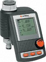 GARDENA Bewässerungscomputer C1030 plus für Wasserhähne mit 26,5 mm und 33,3 mm Gewinde
