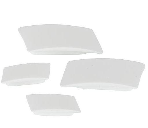 Sitzring-/Deckelpufferset Haro SPF3 + DPF3, Polyethylen