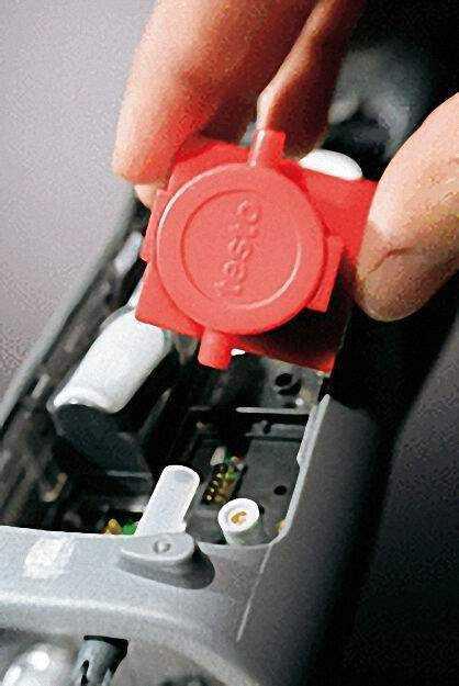 CO-Ersatz-Messzelle für testo 327-1 ab Firmware 1.14