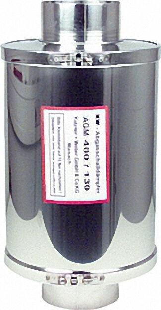 Abgasschalldämpfer Edelstahl AGM 760 (Nachfolgemode