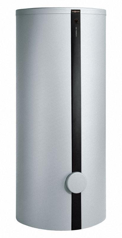 VIESSMANN Vitocell 100-L Typ CVL, 500-1000 Liter Speicherinhalt, vitosilber