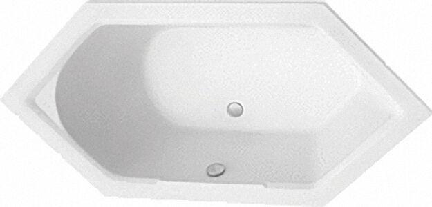 Styropor-Wannenträger LxBxH= 186, 5x87x57 cm