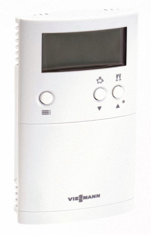VIESSMANN Regelung für raumtemperaturgeführten Betrieb