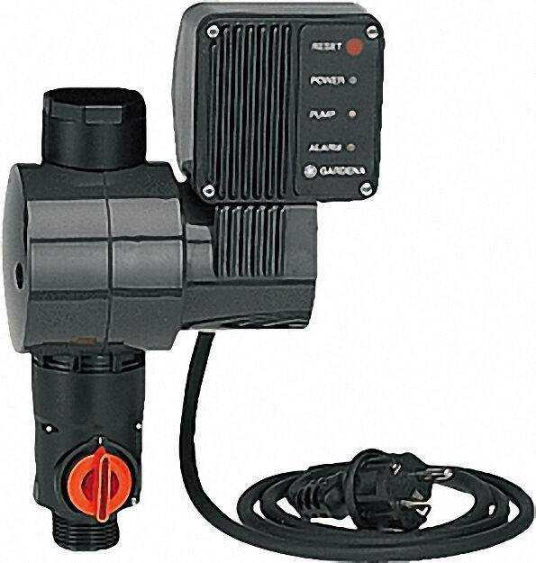 Elektronischer-Druckschalter mit Trockenlaufschutz