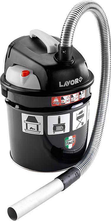 Aschesauger 900 PRO mit 18 Liter Tank