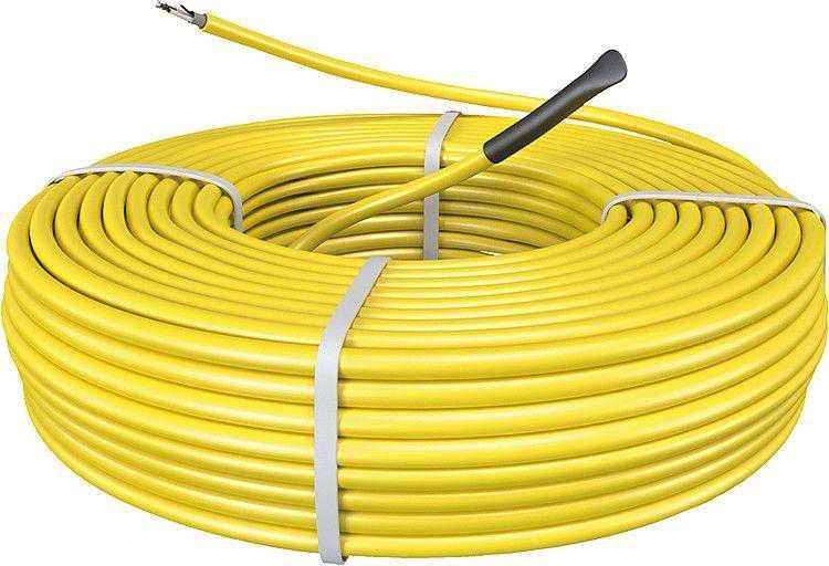 Fussbodenheizung-Kabel für Beton und Estrich, elektrisch