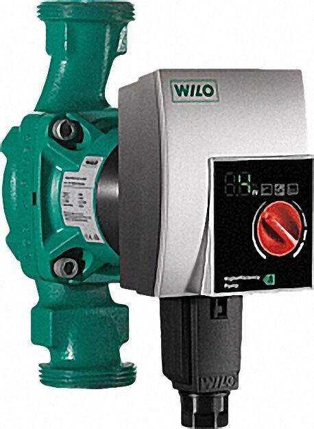 4164004 -Yonos Pico 30/1-4 DN32 (1 1/4''), BL 180mm, 230 V