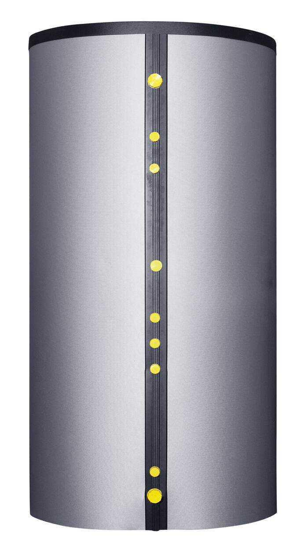 364270 WWSP885S Warmwasserspeicher 800l mit 3 Wärmetauschern