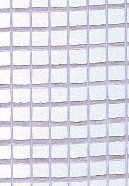 Armierungsgewebe für Wand- heizung, Gewebe 165g/weiß 50m²/Rolle