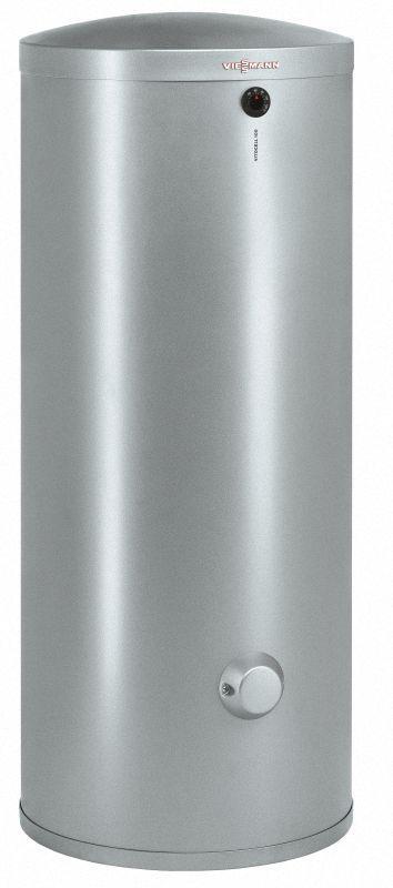 VIESSMANN Vitocell 100-E/-W, Typ SVP/SVW/SVPA/SVPB, 46-2000 L Speicher, vitosilber/weiß