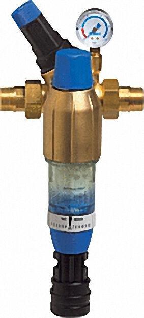 Hauswasserstation Bolero 1 1/2'' mit Druckminderer PN 16