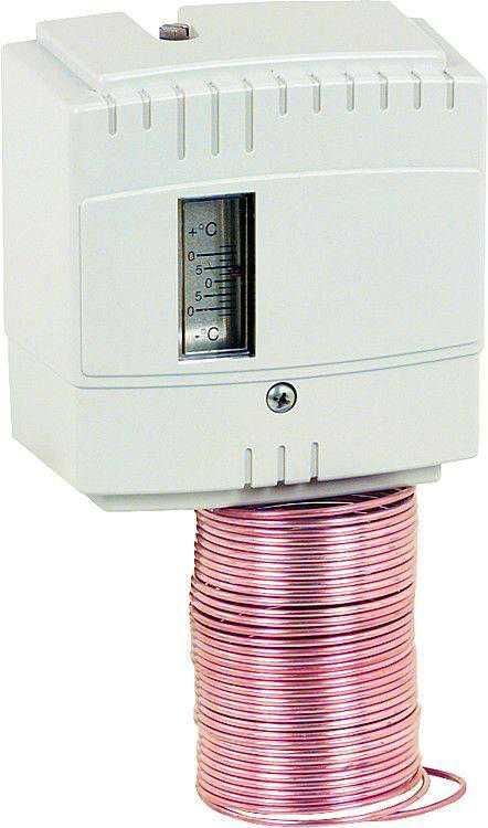 ALRE IT-Frostschutz-Thermostat JTF-1-3-5