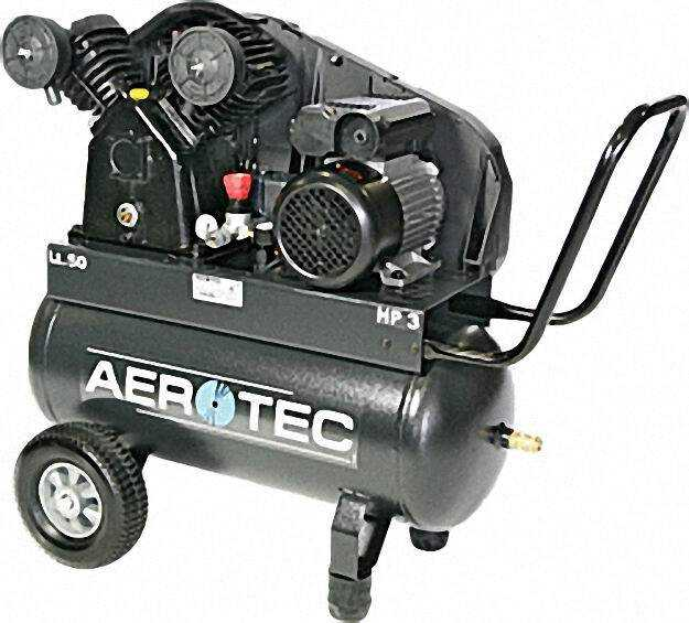 2005240 Kompressor mit Keilriemen Aero 450-50 CT 3-230 V