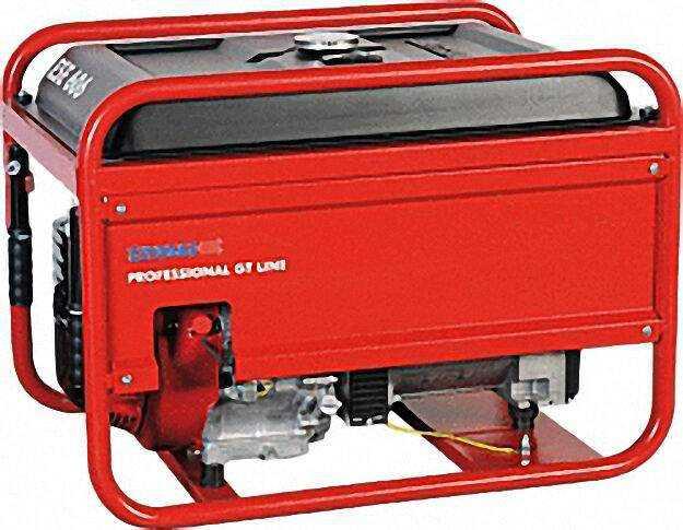 Stromerzeuger ESE 606 DHS-GT Leistung kVA/kw 8, 3/6, 6 Größe: