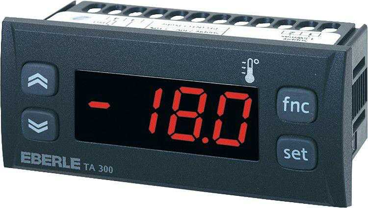 EBERLE Temperaturanzeige TA 300, Digital