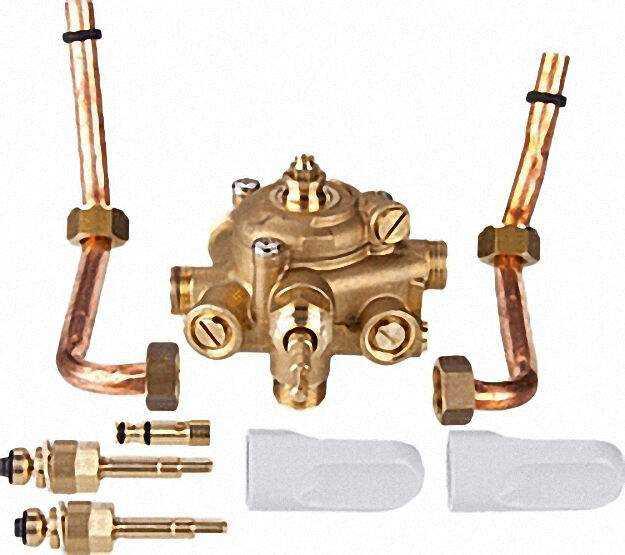 Wasserarmatur Messing (Umbausatz) 8 707 006 330 0