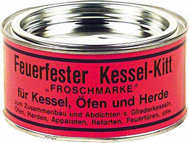 Kitt Feuerfest bis 1000 °C 1 kg Dose