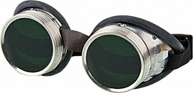 Schweißer-Stroofbrille mit Schraubfassung