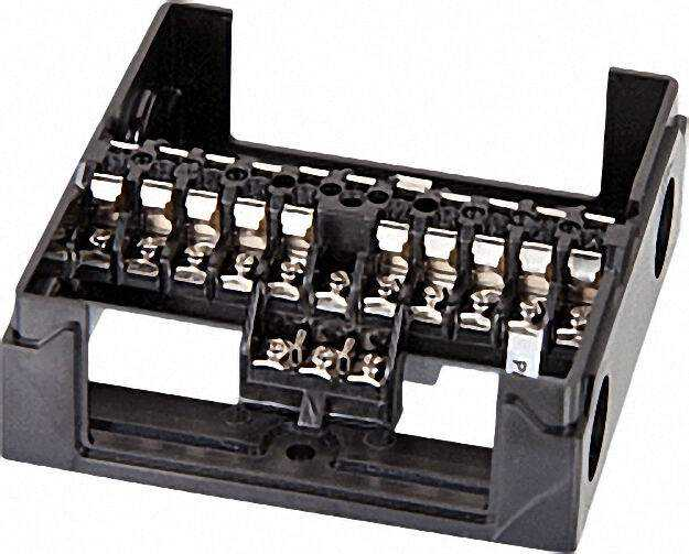 Sockel Satronic für TMG