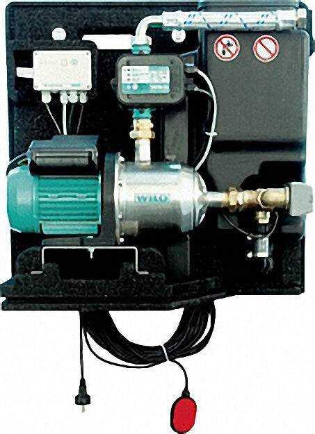 RainSystem AF Comfort MC 304 EM Motornennleistung 0, 55 kW