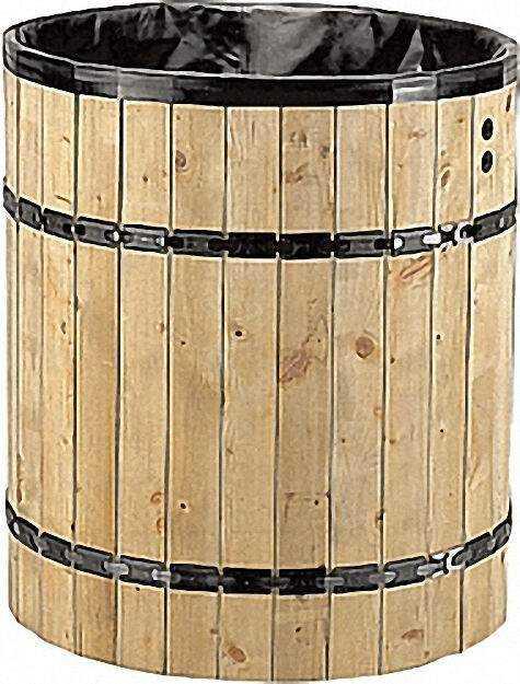 PVC-Foliensack 400 Liter für Gardena Regensammler 400 l