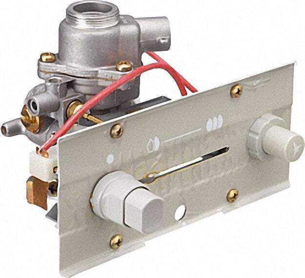 Gasarmatur-Erdgas (23) für W325/350-1K/A Junkers Nr.: 8 707 011 043