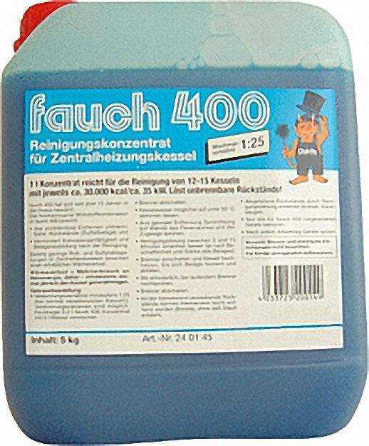 Fauch 400 Reinigungsmittel 5-l-Kanister