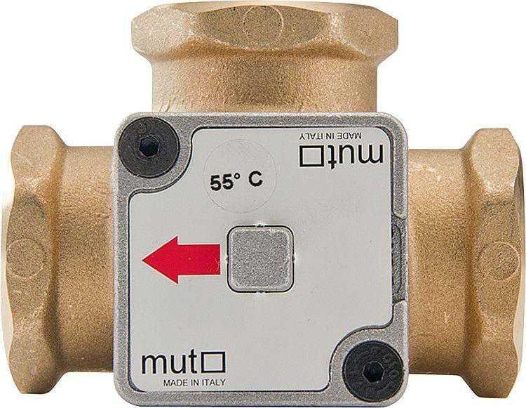 MUT Thermisches Ladeventil TM 3000