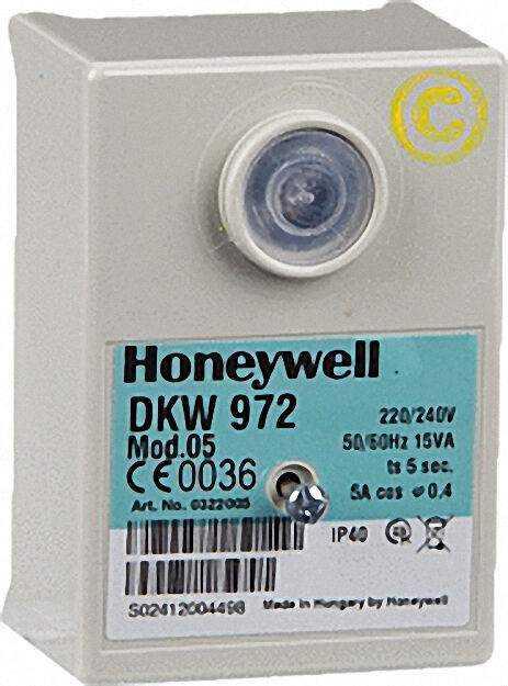 Relais Satronic DKW 972