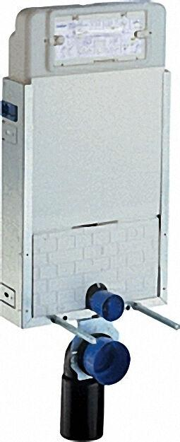 WC-Montageelement Angel Fixsystem 2-Mengentechnik DIN geprüft