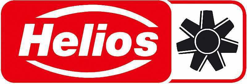 HELIOS Türlüftungsgitter