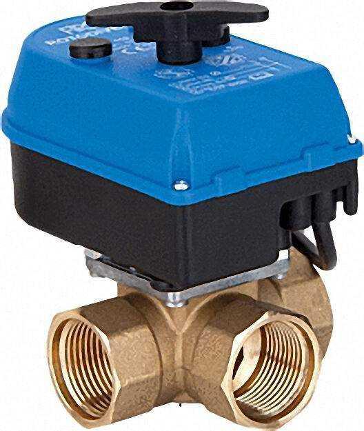 Rotodivert 3-Wege Umschaltventil 3/4'' Typ EMV 110 F3L