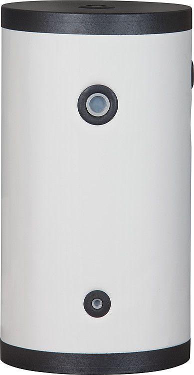 Warmwasserspeicher mit Wärmetauscher, horizontale oder vertikale Montage, Edelstahl