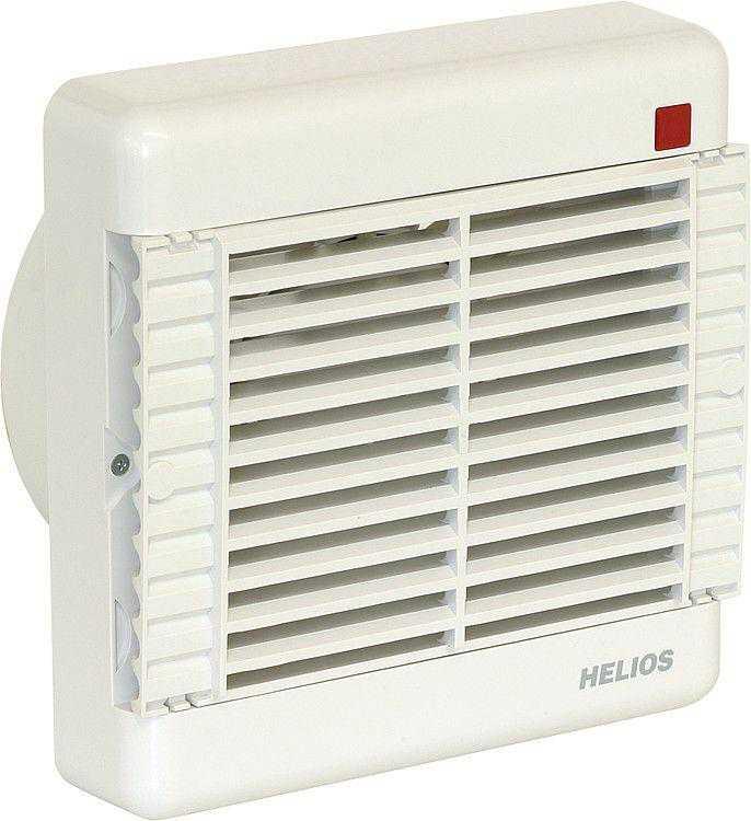 Wandeinbau-Ventilator HV 150/4, Grundmodell, 180, 24, 46 dBA