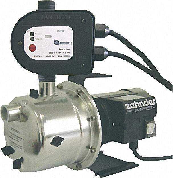 Hauswasserautomat Volledelstahl 1'' Selbstansaugend 230 V / 1,