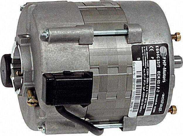 Motor mit Kondensator 230V, 50Hz, 75W, 652 060