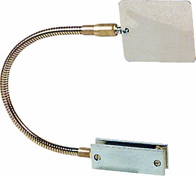 Kontrollschweißspiegel mit flexiblem Magnethalter