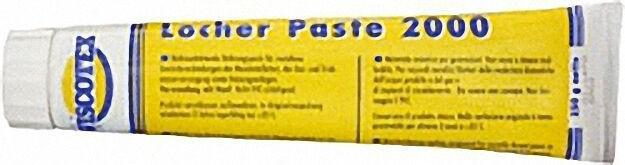 Locher-Paste 2000 / 850g Dose Dichtungspaste für Gas/Wasser DVGW in Ve
