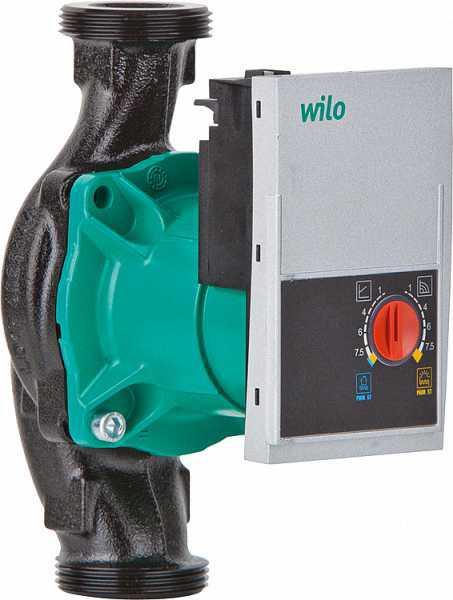 Solar-Umwälzpumpe Wilo Yonos Pico STG 15/1-7.5,L=130mm, 230V, 50-