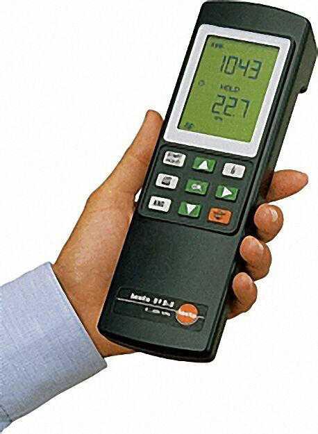 0632 0313 /312-2 Druckmessgerät bis 40/200 hPa