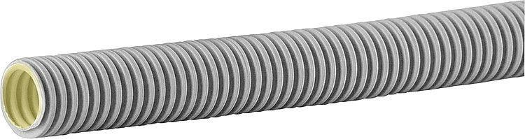 Kunststoffwellrohr Easy RKSG 3432, grau, biegsam