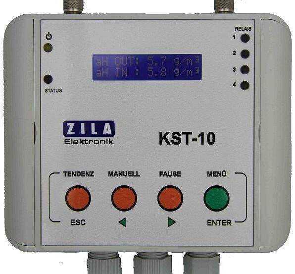 Klima-Steuerung KST-10