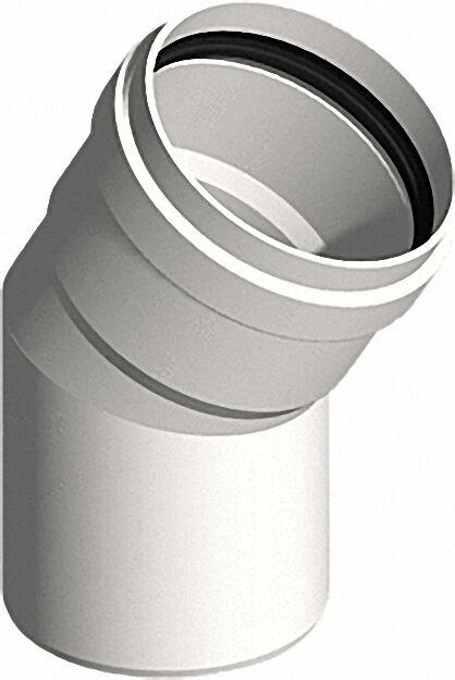 Kunststoff-Abgassystem Bogen 30° - DN 80