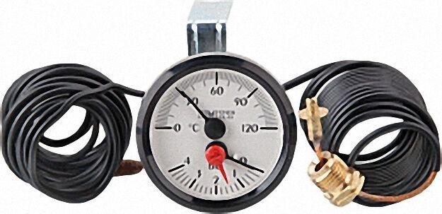 Thermomanometer RD52, weiß, V2, passend für Buderus GB1