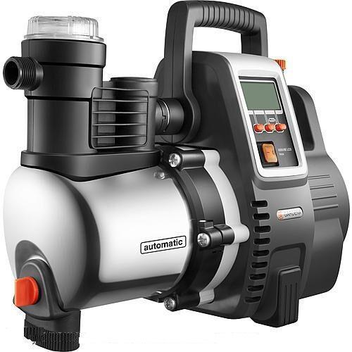 Premium Hauswasserautomat 6000/6E LCD Inox