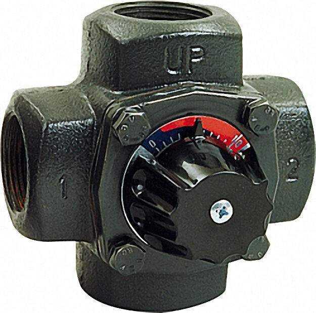 4-Wege-Mischer Termomix C 25 S Rp 1''